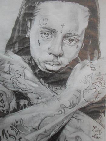 Lil Wayne por Scar